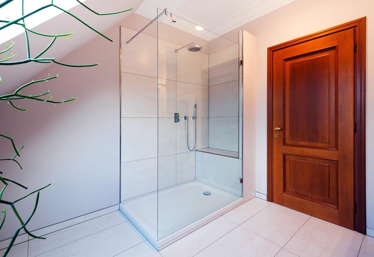 Kundenbad Badfabrik Jacobi - Wohnlich und warm